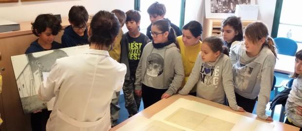 Què hi ha als arxius_Escola La Vila_SAMP_1