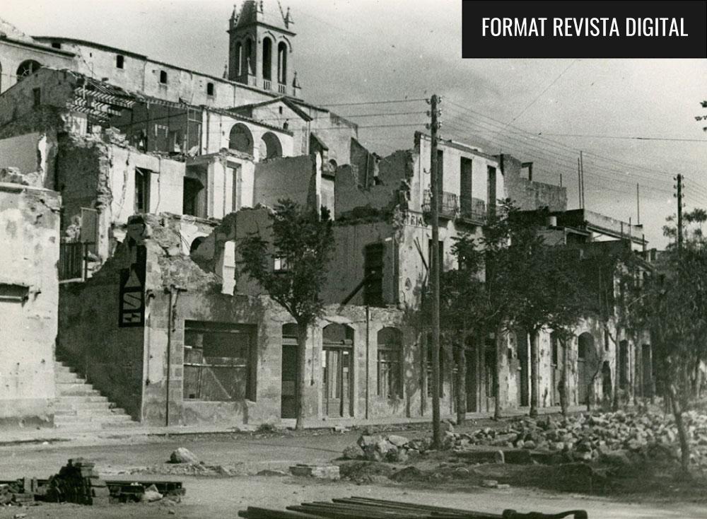 Viatge a Palamós i Sant Joan bombardejats